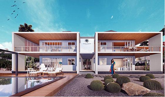 Welcome to Koko Caribe - Eco Villas - Westpunt - Curaçao